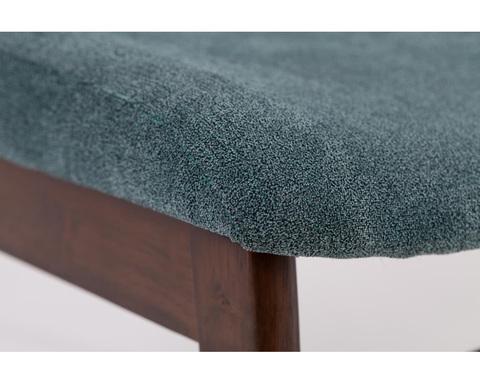 Обеденное кресло Kajang из массива гевеи