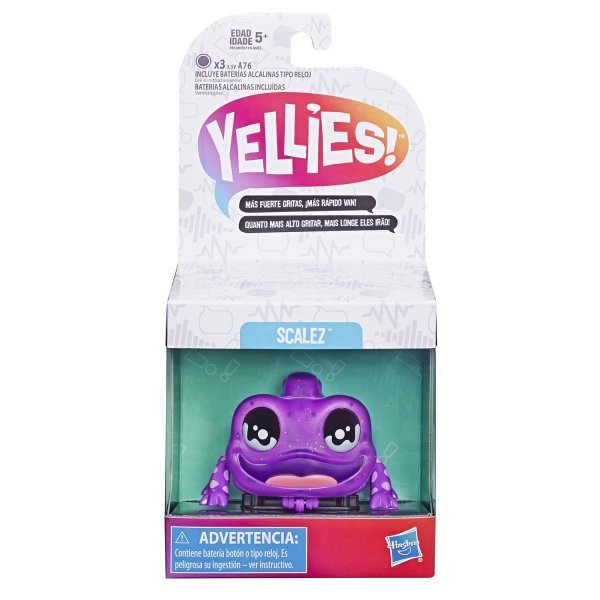 Hasbro Yellies E6119 Ящерица Yellies