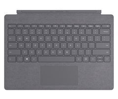 Клавиатура Microsoft Surface Pro Signature Type Cover (Light Charcoal)
