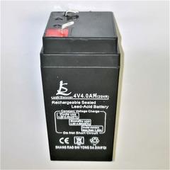 Купить Аккумулятор для весов ГАРАНТ ВПС-40К, ВПН-150У/УБ, ВПН-300У/УБ, ВПН-500У/УБ/К4, ВПН-800Б/К4, 4v, 4.0AH. Быстрая доставка