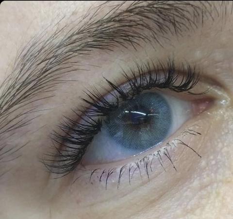 Marquise blue /Cветло Голубые Линзы для тёмных и светлых глаз