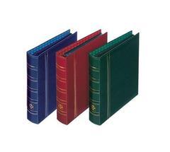 Альбом OPTIMA classic для банкнот,с 20-ю листами, без шубера, красный