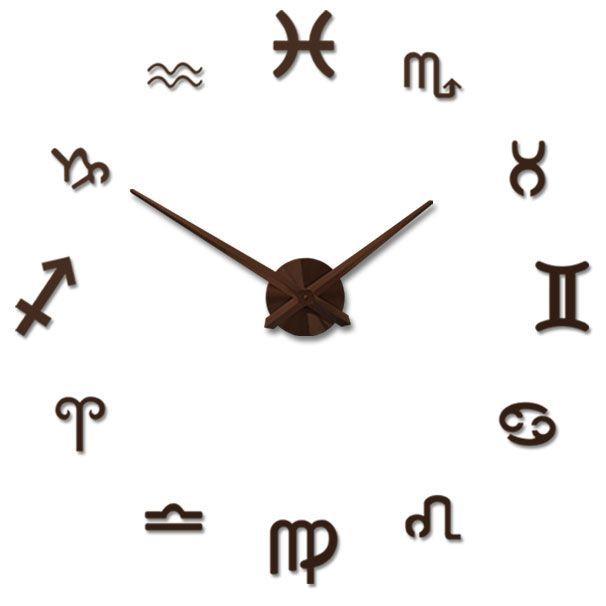 Настенные часы 3dDecor 014010br