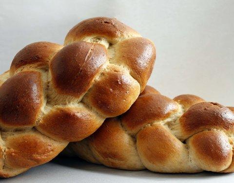 Хала плетеная  Каравай-СВ (хлеб и выпечка) 0,4кг