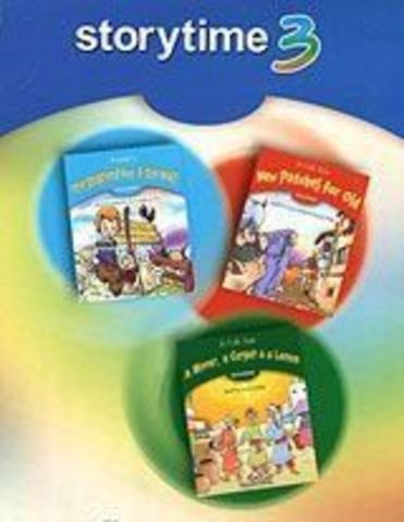 Storytime 3 DVD - сборник мультфильмов