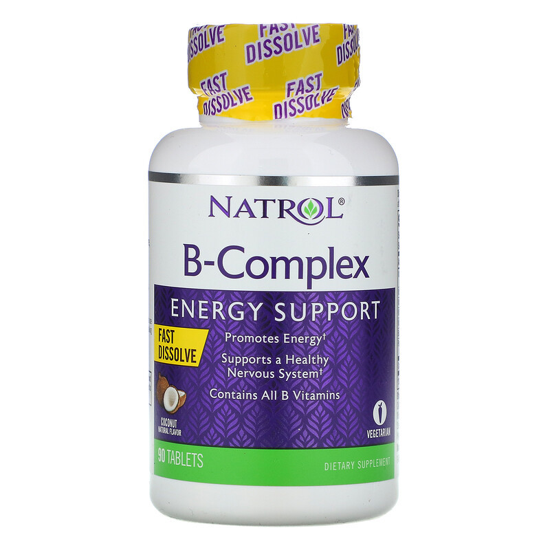 B-Complex Coconut 90 табл