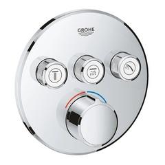 Термостат для душа встраиваемый на 3 потребителя Grohe  29146000 фото