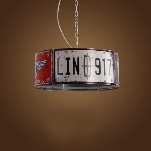 Подвесной светильник 1077 by Art Retro