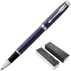 Роллер Parker IM СТ цвет чернил черный цвет корпуса темно-синий (артикул производителя 1931661)