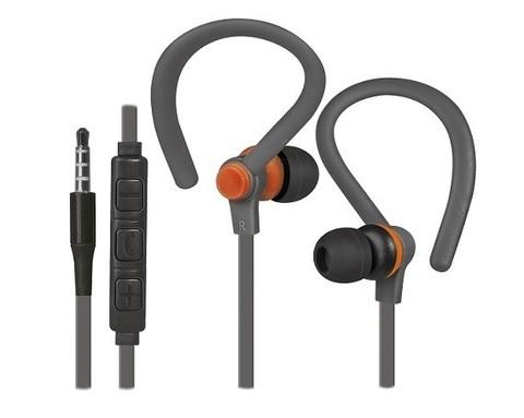 Наушники Defender OutFit W760 серый+оранжевый, 63762