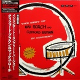 Max Roach And Clifford Brown / The Best Of Max Roach And Clifford Brown In Concert! (LP)