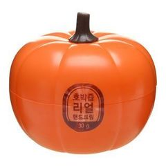 Əl kremi \ Крем для рук \ Hand Cream TONYMOLY Pumpkin Juice Real  30g