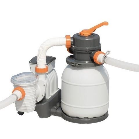 Фильтрационная установка Bestway 58499 FlowClear Песочная (7.7 м3/ч) / 20859
