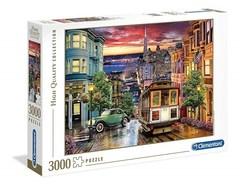 Puzzle PZL 3000 HQC SAN FRANCISCO