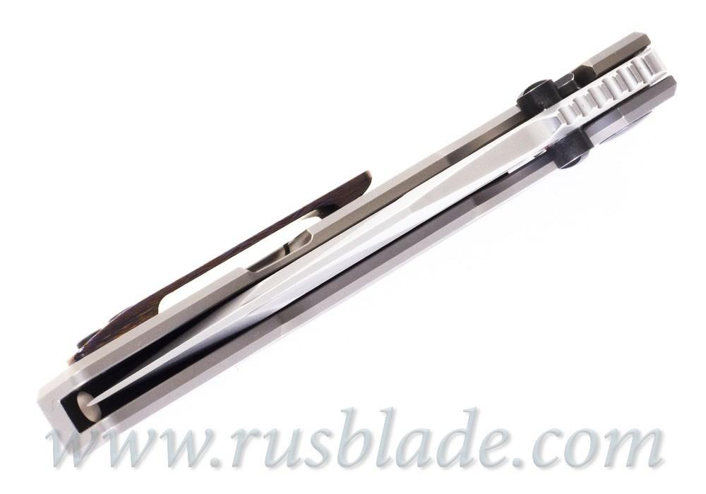 CKF/Rassenti SNAFU 3.0 A collab knife - фотография