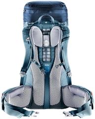 Deuter Aircontact Lite 40+10 Black-Graphite - рюкзак туристический - 2