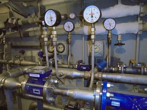 Услуги по проектированию и изготовлению узлов коммерческого учета воды