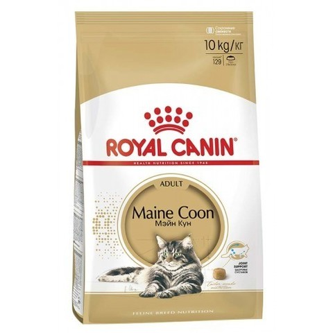 Royal Canin Maine Coon Adult сухой корм для взрослых кошек породы Мейн Кун 4 кг