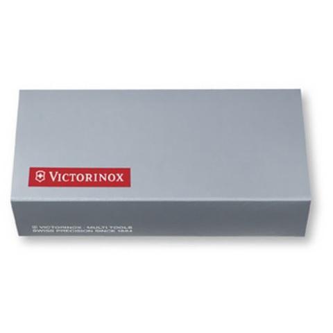 Нож Victorinox SwissChamp, 91 мм, 33 функции, полупрозрачный синий123