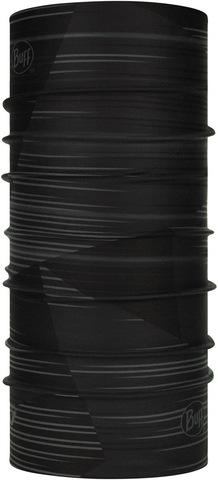 Тонкая зимняя бандана-трансформер Buff Thermonet REFIK Black фото 1