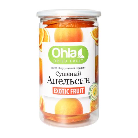 Натуральный сушеный апельсин Ohla, 500 г.