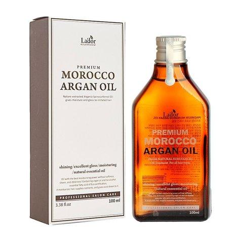 Lador Premium Morocco Argan Hair Oil Масло для волос
