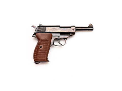 Miniature Walther P38