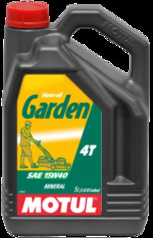 MOTUL Garden 4T  15W40