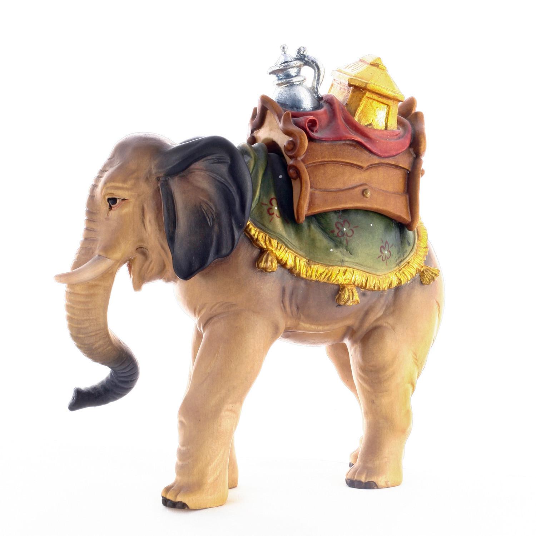 Слон с багажом
