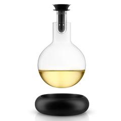 Декантер для вина с охлаждающей подставкой, 0,75 л., фото 2