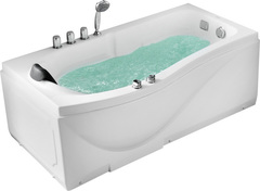 Акриловая ванна Gemy G9010 B R