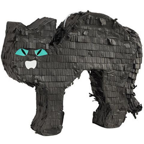 Пиньята разбивная Кошка черная