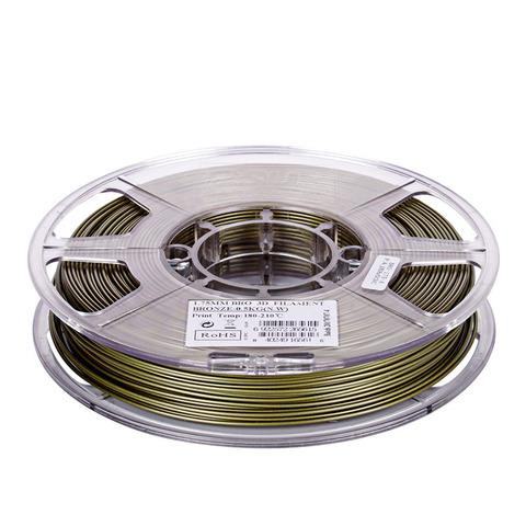 ESUN Bronze 1.75 мм 0,5кг. бронзовый