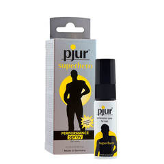 Спрей для мужчин для пролонгации Pjur Superhero - Delay Spray 20 МЛ
