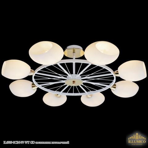 IL6939-8CIN-79 WT GD светильник потолочный