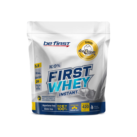 Be First First WHEY instant 420 гр