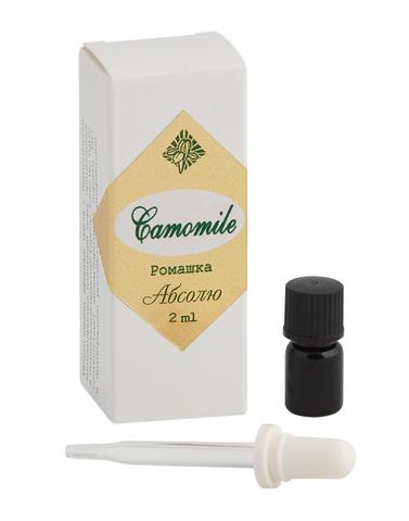 Эфирное масло абсолю Ромашка, 2мл,«Центр Ароматерапии «Ирис»