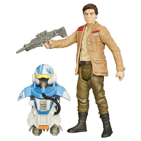 Star Wars The Force Awakens Episode VII Mission Armor Wave 01