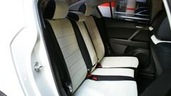 Чехлы на Mazda 3 хетчбек 2010–2014 г.в.
