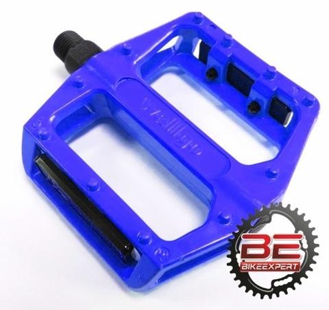 Педали Wellgo B087 синие