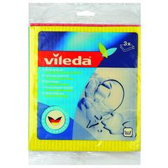 Салфетка для уборки, Vileda, Универсальная, 3 шт