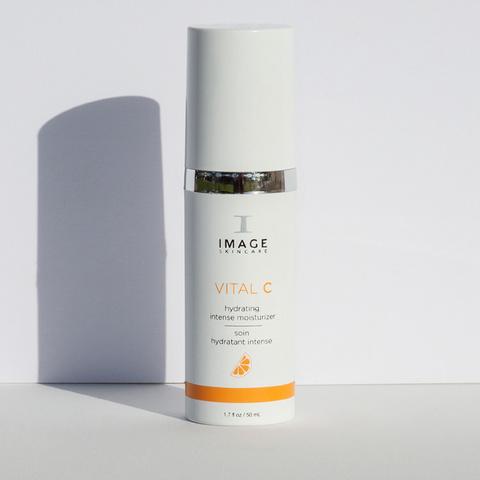 Интенсивный увлажняющий крем Hydrating Intense Moisturizer, VITAL C, IMAGE, 50 мл.