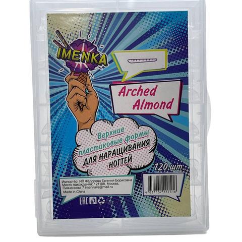 Верхние формы Imenka Almond