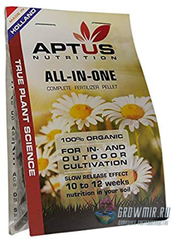 Aptus All-in-One Pellets 100 мл
