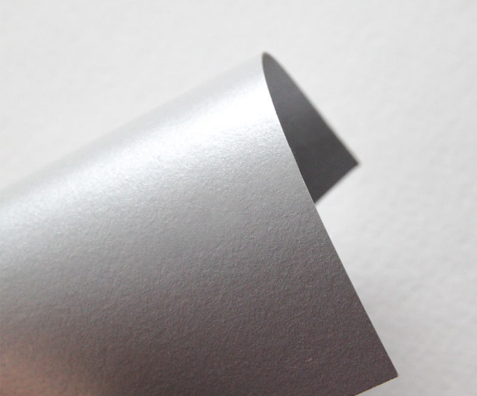 Бумага «Волшебство» (Лунное серебро) 290 гр/м2