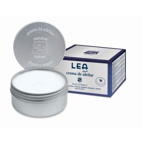 Крем для бритья в алюм банке LEA 150 гр