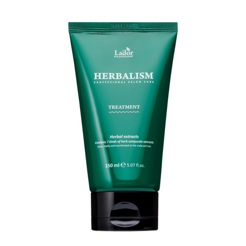 Lador Маска для волос с аминокислотами Herbalism Treatment