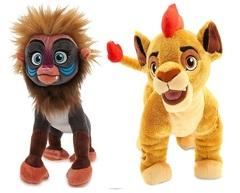 Король Лев Защитник мягкие игрушки