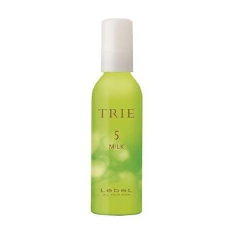 Lebel Trie: Молочко для укладки волос средней фиксации (Milk 5), 140мл