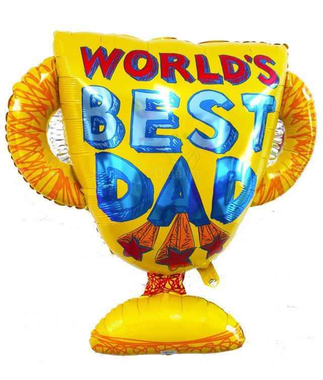Кубок world's best dad